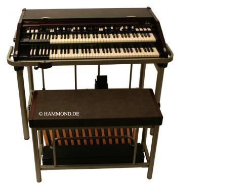 Hammond B-3 Portable mk2