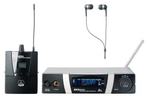 AKG IVM 4 UHF InEar System