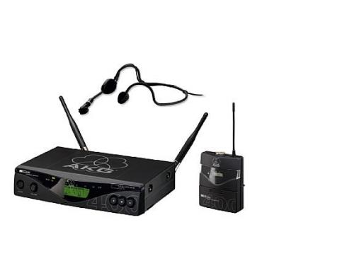 AKG WMS 400 Headset Set