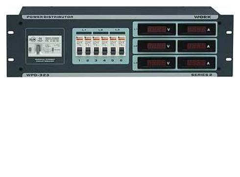 WORK STROMVERTEILER 32A WPD323 STUV