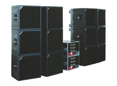 Bell VPS420 PA-System 7.2kW