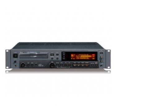 Tascam CD-RW 901 SL - Kundenrücksendung
