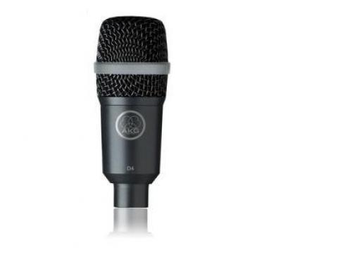AKG D4 Instrumental-Mikrofon