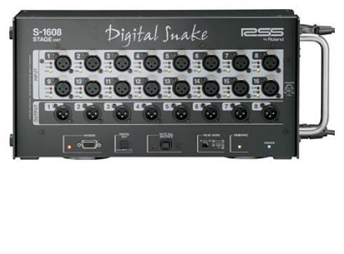 Roland S-1608 - Roland Digital