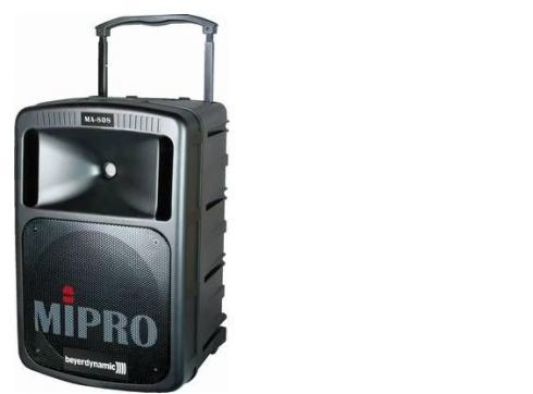 MIPRO MA-808 Basis Batterie-PA-System 250W/10Zoll