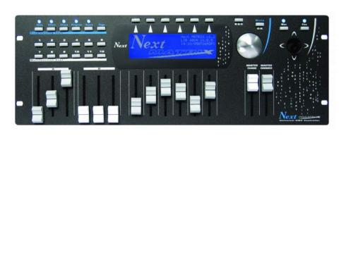 NEXT MATRIX Universal DMX Controller