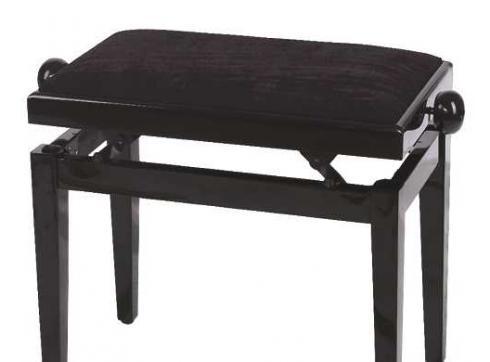 Reimann Klavierbank schwarz hochglanz