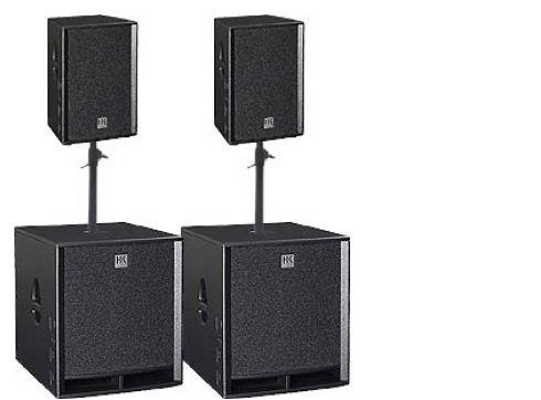 HK Audio Premium Pro 12/18 Set