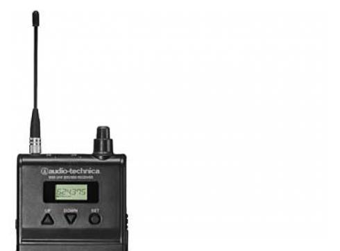 AUDIO TECHNICA M3R IEM RECEIVER E-BAND