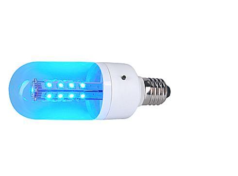 SLV POWER FIESTA BULB 3in1 LED farbwechselnd mit 25 RGB LED für E27 Fassung
