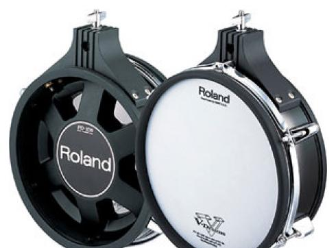 "ROLAND PD-125BK 12"" V-DRUM PAD"