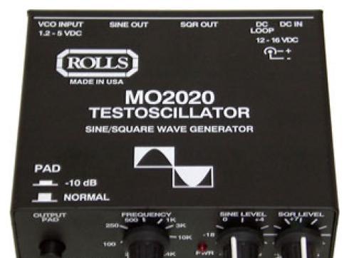ROLLS MO 2020