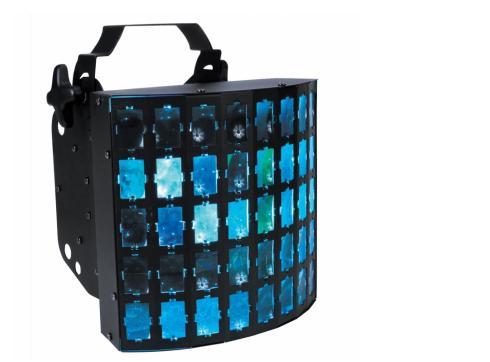 AMERICAN DJ Dekker LED 8W Q4-LED DMX Effekt