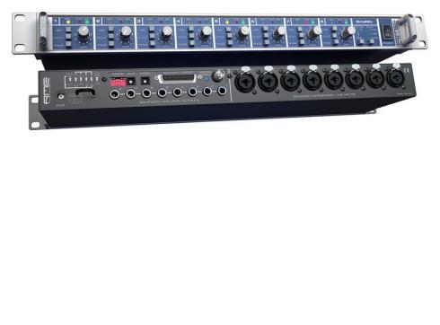 RME Octamic II 8-Kanal Mikrofonvorverstärker