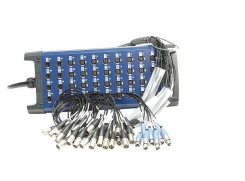 Klotz TrueLink Multicore 32/8 30m XLR/XLR