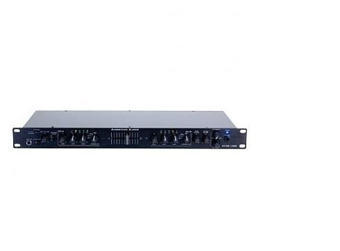 American Audio M-52 USB 2-Kanal USB Rackmixer