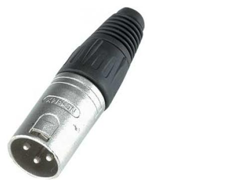 Neutrik NC 3MX XLR-Stecker (M)