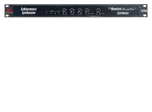DBX 120-A Subharmonic Synthesizer