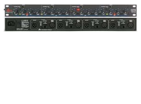 DBX 1074 4-fach Gate