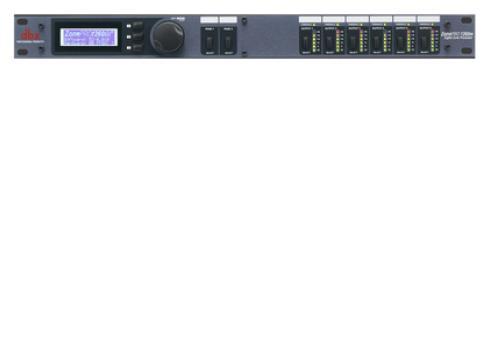 DBX Zone Pro 1260 M