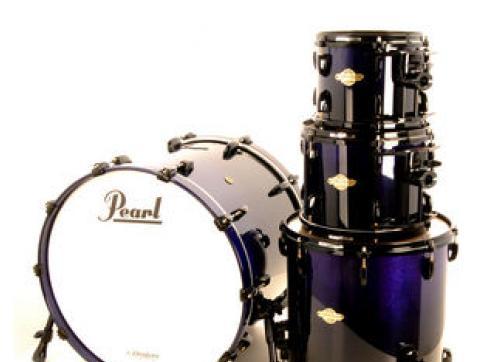 Pearl Bmp Fusion 1 Shell Set 154/B
