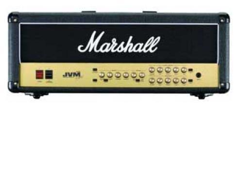 Marshall JVM205H Gitarren Topteil