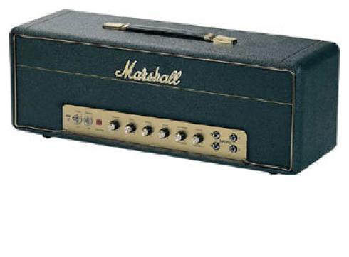 Marshall 1987X Röhren-Topteil für E-Gitarre