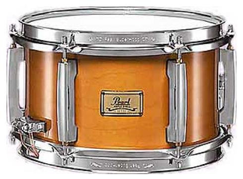 "Pearl 10""x6"" Piccolo Holz Snare"