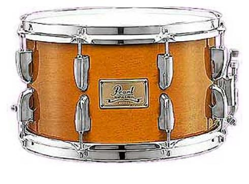 "Pearl 12""x7"" Piccolo Holz Snare"