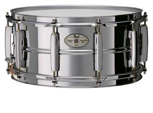 """Pearl 14""""x6 """"5 Sensitone Stahl Snare"""