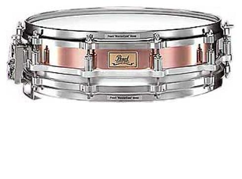 Pearl FC1435 Snare-Drum Free Floating