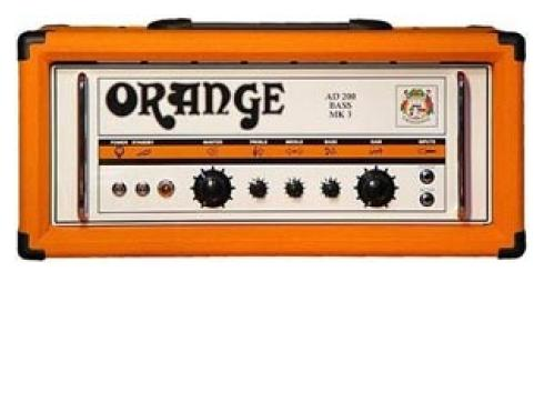 Orange AD200B Mk. 3 Bass-Topteil