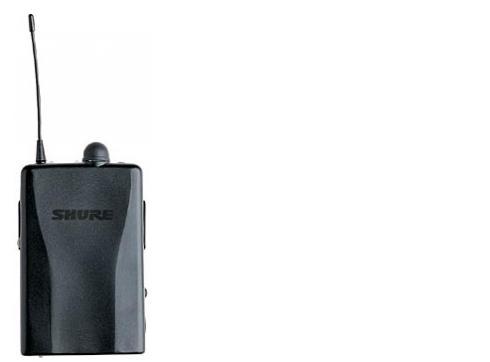 Shure P2R PSM-200 UHF In-Ear Taschenempfänger