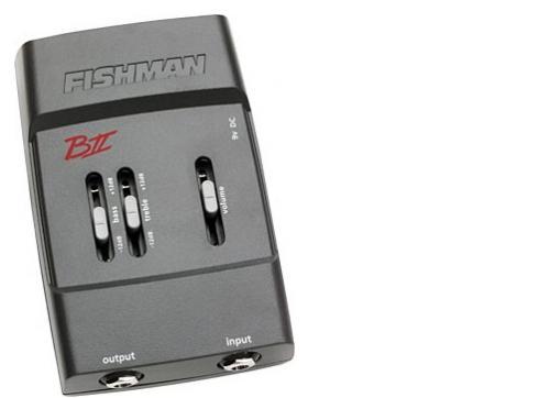 Fishman BII Acoustic Bass Preamp