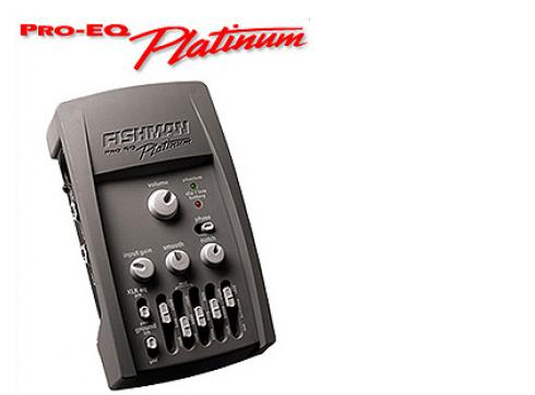 Fishman PRO-EQ Platinum Preamp