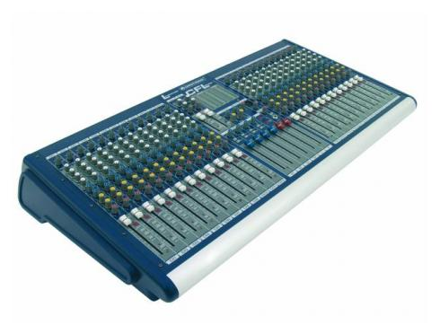 OMNITRONIC CFL-2442 Live-Mischpult