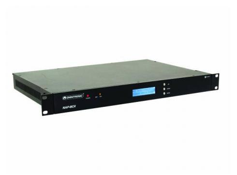 OMNITRONIC NAP-8CH Audio-Prozessor