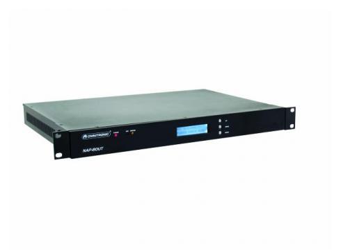 OMNITRONIC NAP-8OUT Audio-Prozessor