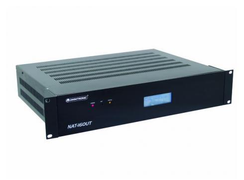 OMNITRONIC NAT-16OUT Audio-Transmitter