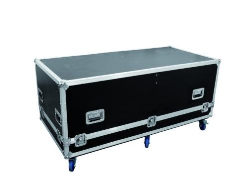 Transport-Case 2x CLA-115 rollbar