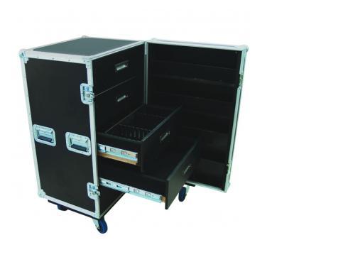 Universal-Schubladen-Case TSF-1 rollbar