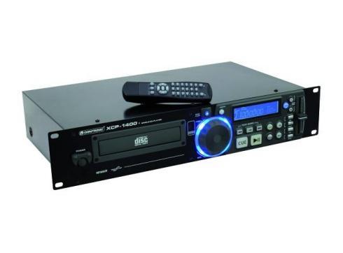 OMNITRONIC XCP-1400 Einzel-CD-Player