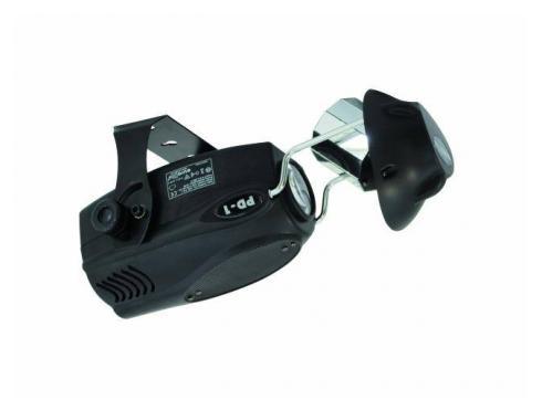 EUROLITE LED PD-1 m. Rolle schwarz