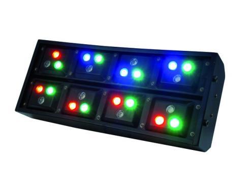 EUROLITE LED Fluter PIX-24 RGB