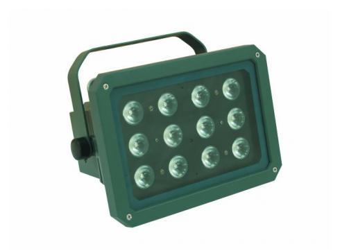 EUROLITE LED Fluter RGB IP65 12x3W