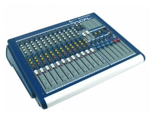 OMNITRONIC CFL-1242 Live-Mischpult