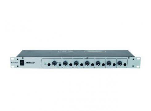 OMNITRONIC HPA-6 Kopfhörerverstärker