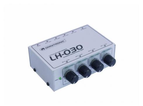 OMNITRONIC LH-030 Kopfhörer-Verstärker