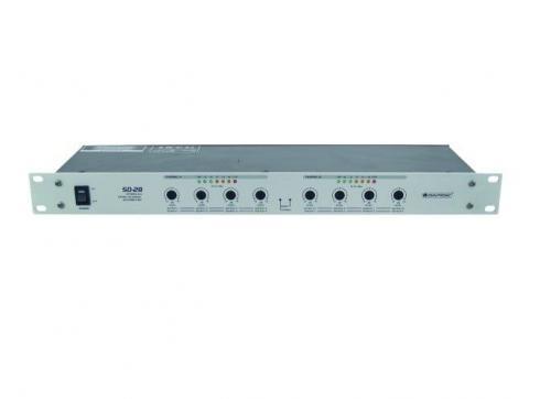 OMNITRONIC SD-28 Signalverteiler