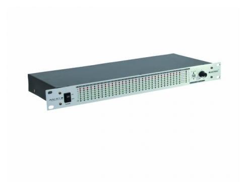 OMNITRONIC AN-31S 31-Band Audio-Analyzer